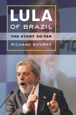 Cover for Lula of Brazil