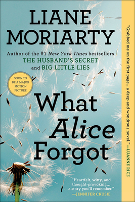 Cover for What Alice Forgot