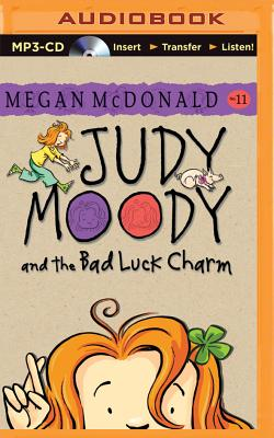 Judy Moody and the Bad Luck Charm Cover Image