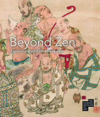 Cover for Beyond Zen