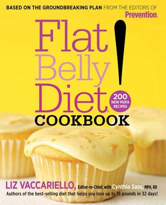 Flat Belly Diet! Cookbook Cover