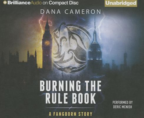 Burning the Rule Book Cover