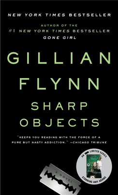 Sharp Objects: A Novel Cover Image