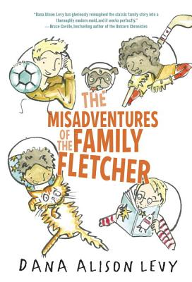 The Misadventures of the Family Fletcher (Family Fletcher Series #1) Cover Image