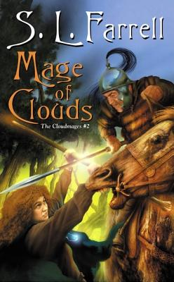 Mage of Clouds (the Cloudmages #2) Cover Image