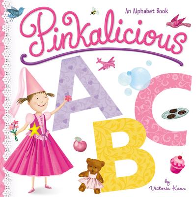 Pinkalicious ABC: An Alphabet Book Cover Image