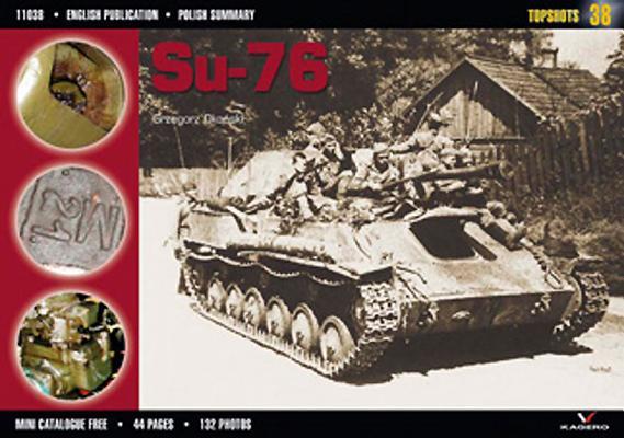 Su-76 Cover Image