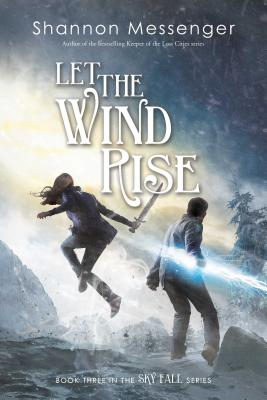 Cover for Let the Wind Rise (Sky Fall #3)