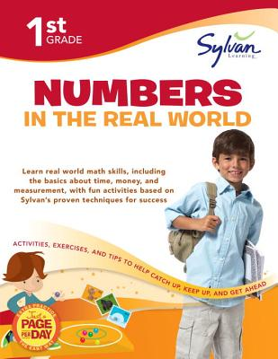 1st Grade Numbers in the Real World Cover