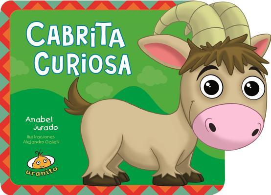 Cabrita Curiosa Cover Image