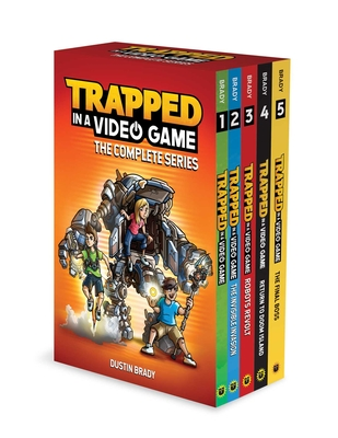 Trapped in a Video Game: The Complete Series Cover Image
