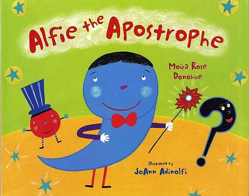 Alfie the Apostrophe Cover