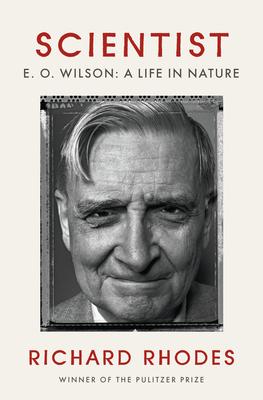 Scientist: E. O. Wilson: A Life in Nature Cover Image