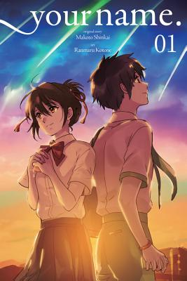 Your Name., Volume 1 Cover
