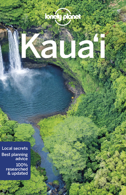 Lonely Planet Kauai 4 (Regional Guide) Cover Image