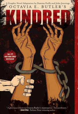 Kindred: A Graphic Novel Adaptation Cover Image