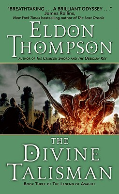 The Divine Talisman Cover