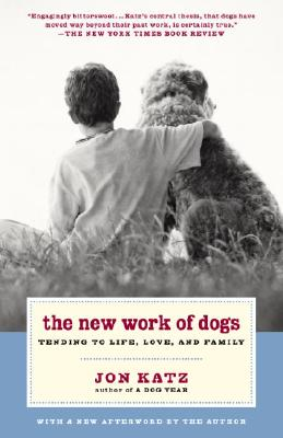 The New Work of Dogs Cover