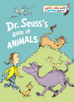 Dr. Seuss's Book of Animals (Bright & Early Books(R)) Cover Image