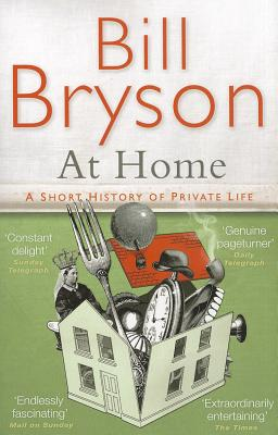 At Home: A Short History of Private Life Cover Image