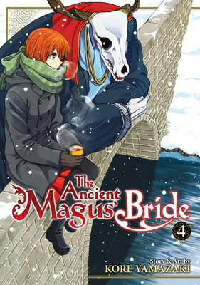 The Ancient Magus' Bride Vol. 4 Cover