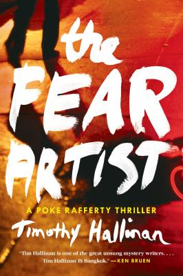 The Fear Artist (A Poke Rafferty Novel #5) Cover Image
