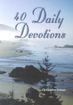 40 Daily Devotions Cover