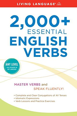 2,000+ Essential English Verbs Cover Image