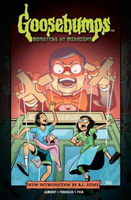 Goosebumps: Monsters at Midnight by R. L. Stine