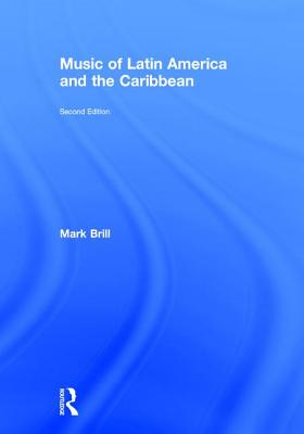 Cover for Music of Latin America and the Caribbean