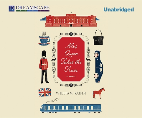 Mrs Queen Takes the Train Cover Image