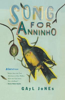 Song for Anninho (Bluestreak #14) Cover Image
