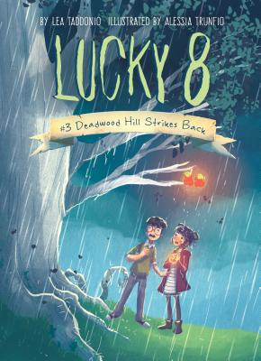 Book 3: Deadwood Hill Strikes Back (Lucky 8) Cover Image