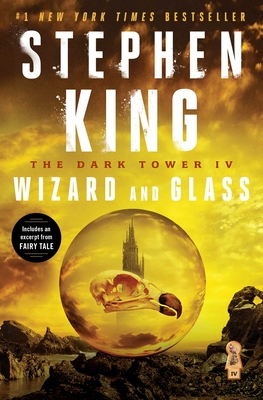 The Dark Tower IV: Wizard and Glass Cover Image