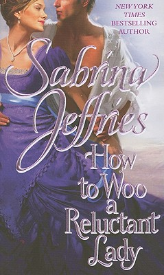 How to Woo a Reluctant Lady (The Hellions of Halstead Hall #3) Cover Image