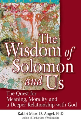 The Wisdom of Solomon and Us Cover