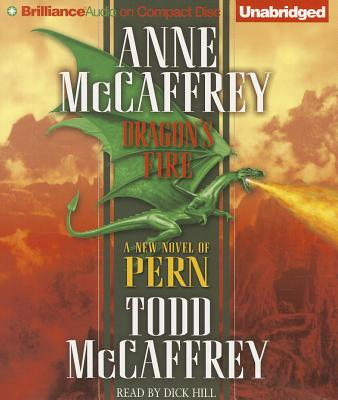 Dragon's Fire (Pern (Brilliance)) Cover Image