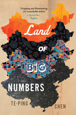 Land of Big Numbers: Stories Cover Image