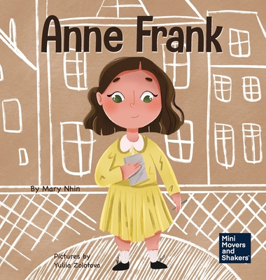 Anne Frank: A Kid's Book About Hope Cover Image
