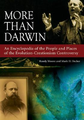 Cover for More than Darwin