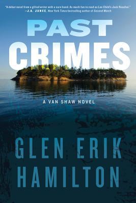 Past Crimes: A Van Shaw Novel (Van Shaw Novels #1) Cover Image
