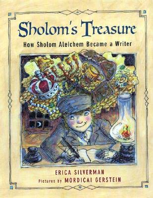 Sholom's Treasure Cover
