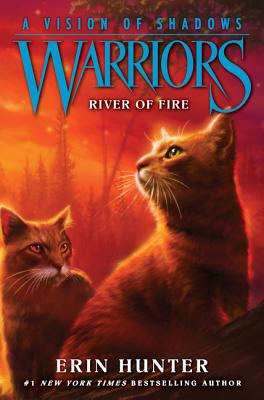 Warriors: A Vision of Shadows #5: River of Fire Cover Image