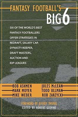 Fantasy Football's Big Six Cover Image