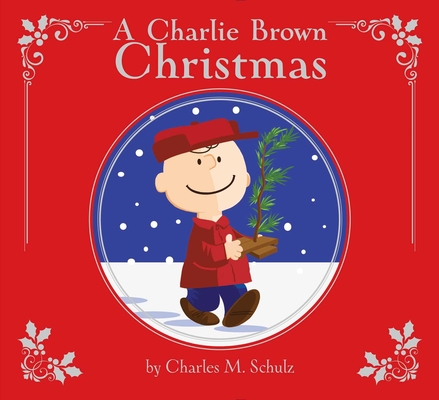 A Charlie Brown Christmas: Deluxe Edition (Peanuts) Cover Image