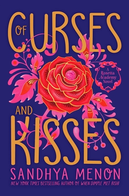 Of Curses and Kisses (Rosetta Academy) Cover Image
