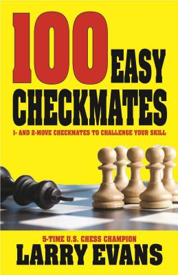 Cover for 100 Easy Checkmates, 1