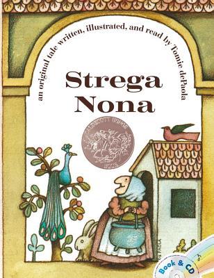 Strega Nona: Book & CD (A Strega Nona Book) Cover Image