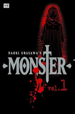 Naoki Urasawa's Monster, Vol. 3 Cover