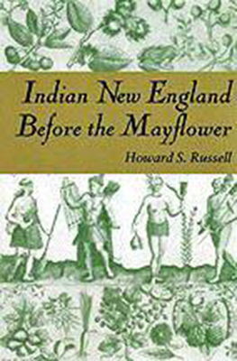 Cover for Indian New England Before the Mayflower